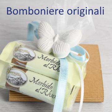 Bomboniere originali made in italy
